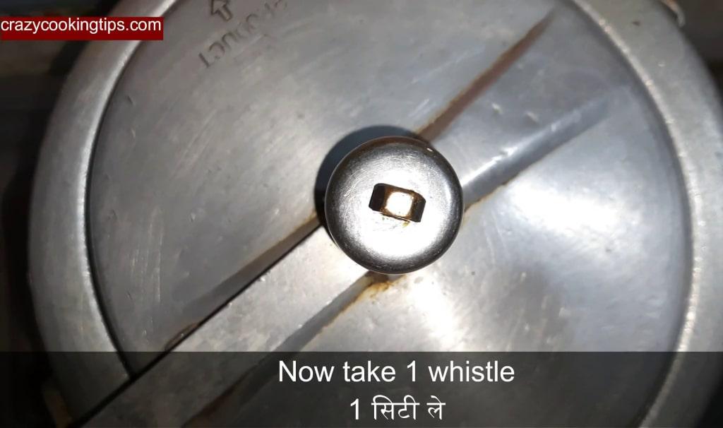 take 1 whistle